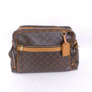 Auth Louis Vuitton Sac Squash Messenger #7175L35